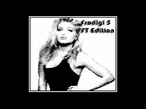 Frodigi 5 - FFT edition - playback of digitized audio via sid waveforms