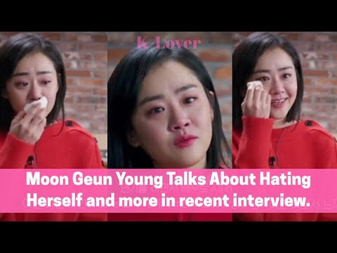 Moon Geun Young Talks About Hating Herself and more in Recent Interview