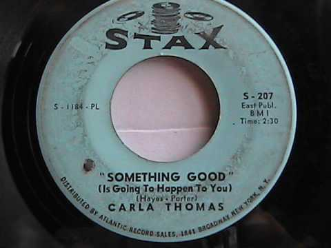 CARLA THOMAS SOMETHING GOOD STAX RECORDS SOUL