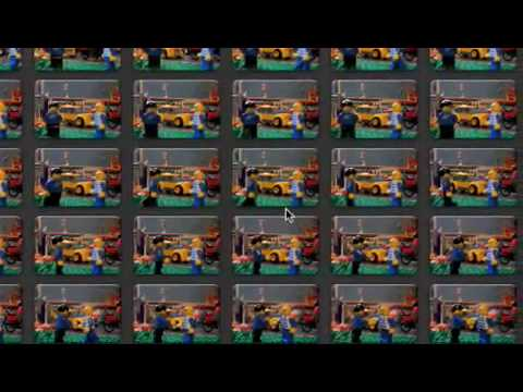 How to make lego stop-motion movies on iMovie 09' without the pics ...