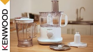 Kenwood Multipro (fpp220) Compact Food Processor | Introduction