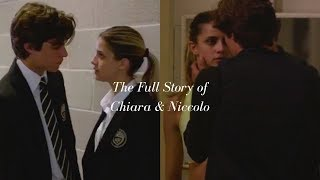 The Full Story of Chiara & Niccolo [Baby s1]