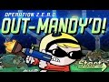 Cartoon Network Games | The Grim Adventures of Billy and Mandy | Operation Z.E.R.O. Out-Mandy'd