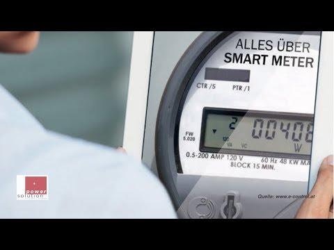 Smart Meter Einfach Erklärt