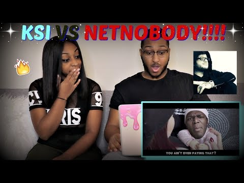 KSI - Adam's Apple ft Alesa (Official Music Video) REACTION!!!!