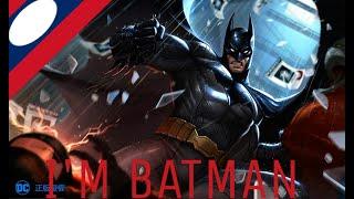 Rov I'M BATMAN