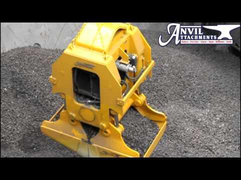 Diesel Hydraulic Clamshell Bucket