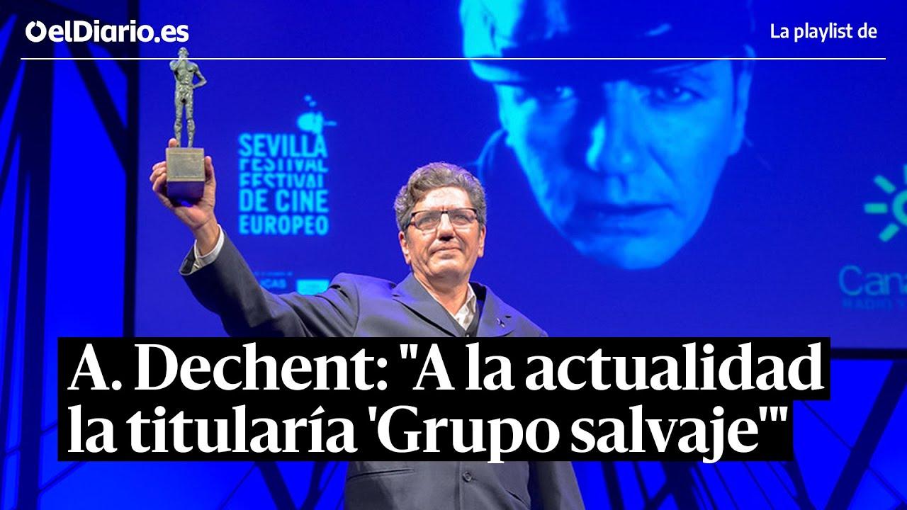 """Antonio Dechent: """"A la actualidad española la titularía 'La jaula de las locas' o 'Grupo Salvaje' """""""