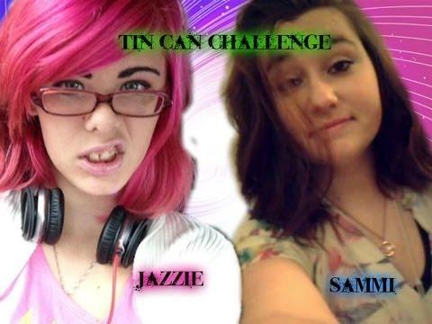 Jazzie & Sammi: Tin Can Challenge
