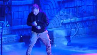 """Book of Souls(Trump Mention & Eddie Attacks)"" Iron Maiden@ MSG New York 3 / 30 / 16"