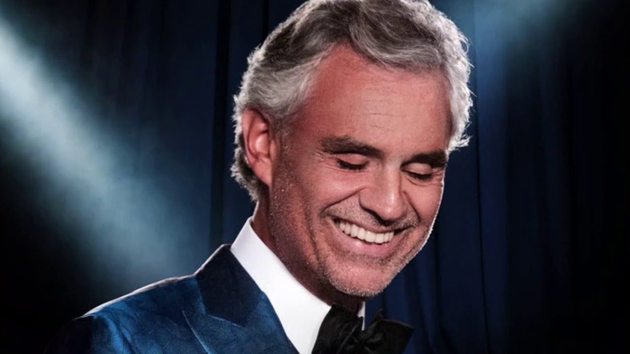 Happy Birthday to Andrea Bocelli!