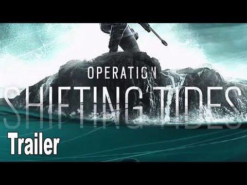 Rainbow Six Siege: Operation Shifting Tides - Gameplay Trailer [HD 1080P]