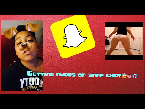 Get nudes on snapchat