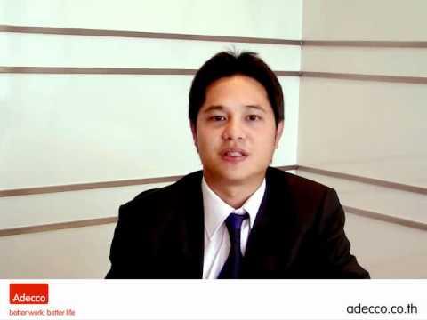 Adecco Career Inspire Napong Ocean Property