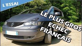 L'essai : Renault AVANTIME : LE PLUS GROS ECHEC AUTOMOBILE FRANÇAIS - Vilebrequin