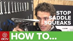 How To Stop Your Saddle Creaking