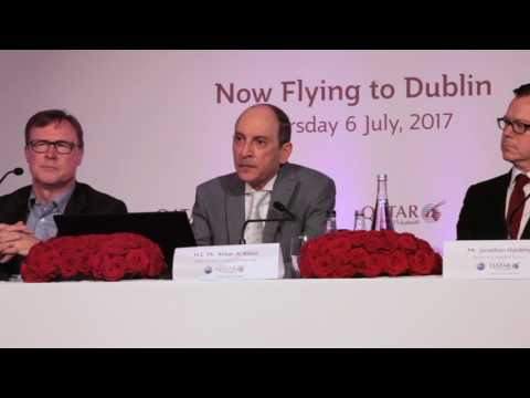Qatar Airways CEO talks about the impact of the Qatar Ban on Qatar Airways - Unravel Travel TV
