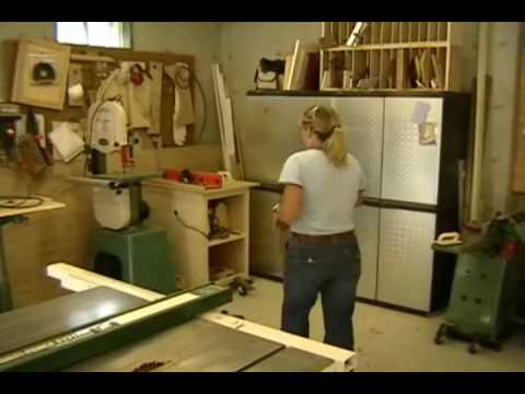 Perfect Woodworking With Kathryn Kelly Dewitt  TRIBEZA