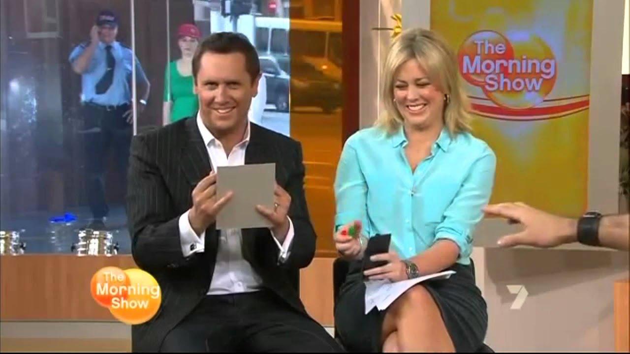 Sydney Mentalist & Mind reader Phoenix on Channel Seven's ...