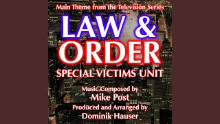 Law & Order: Special Victims Unit - Theme from the TV Series