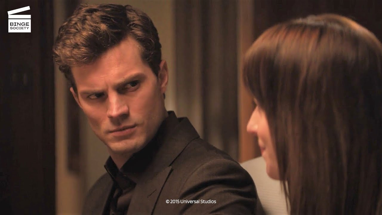 Download Fifty Shades of Grey: Let me touch you