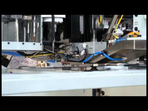 E7000 Squeeze Riveter Installing 20 Rivets Per Minute