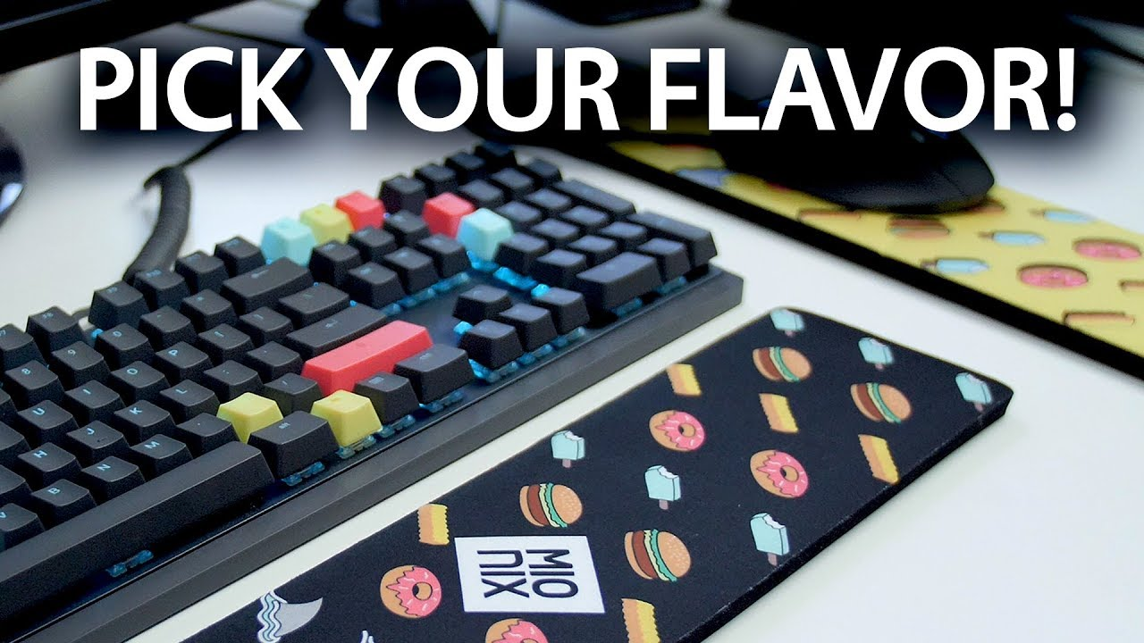 1f929daf3f7 Is your desk FRESH? -- Mionix Wei Keyboard - YouTube