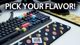Is your desk FRESH? -- Mionix Wei Keyboard