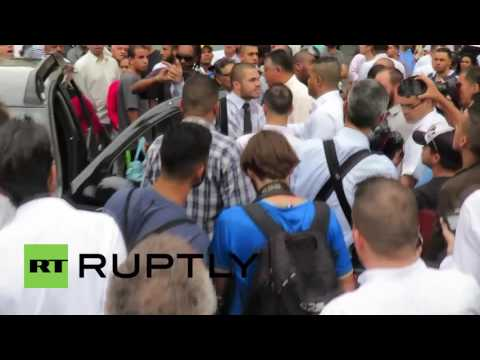 Brazil: Anti-Uber protests erupt as Sao Paulo authorises taxi-app services