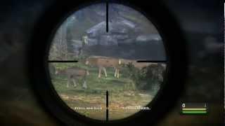 Graba Gra w Cabela's Dangerous Hunts 2013