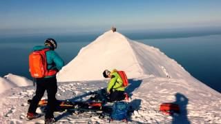 Freeriding Siglufjörður, Iceland: Heli Skiing - Part III (Day 3)