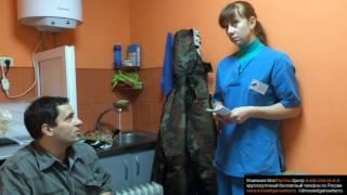 Обучение рентгеновскому делу в Костромской СББЖ