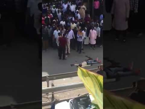 murder in Eastleigh nairobi by police