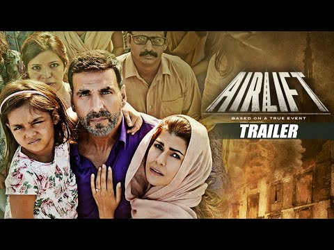 Akshay Kumar's 'Airlift' trailer strikes a chord with Indians