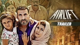 AIRLIFT  Releasing on 22nd January, 2016 |Trailer