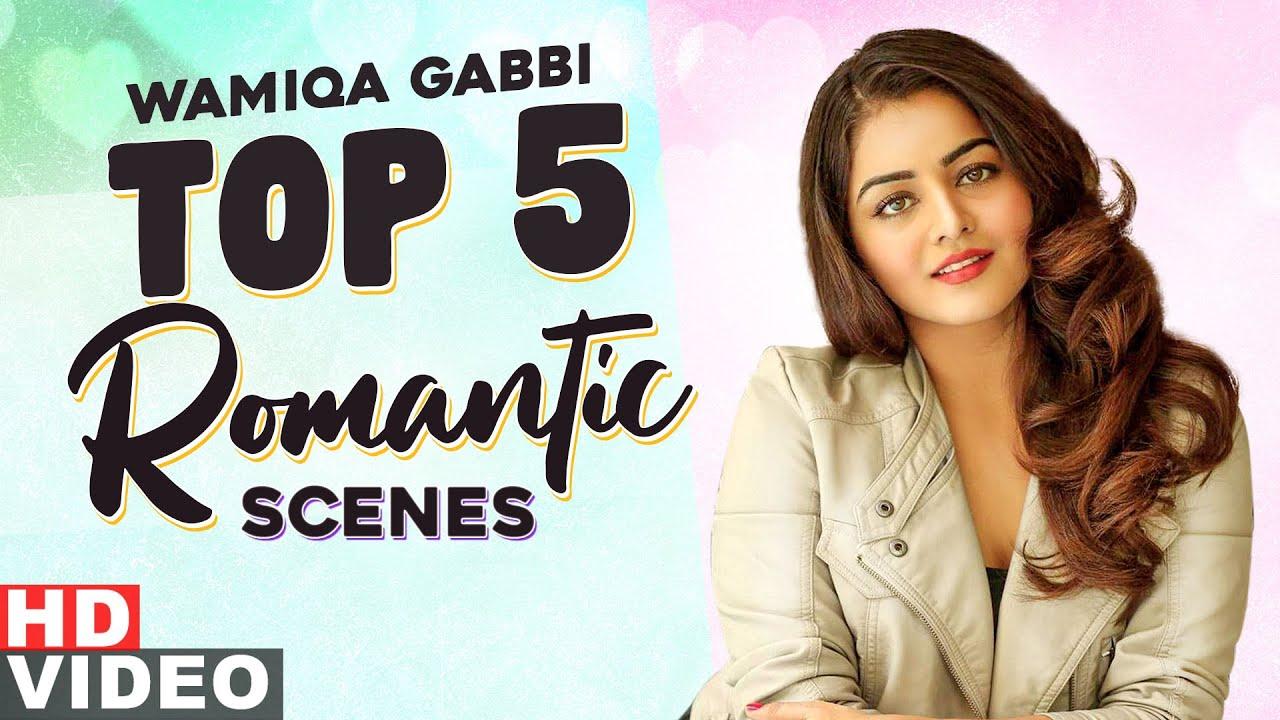Top 5 Romantic Scenes of Wamiqa Gabbi | Parmish Verma | Dil Diyan Gallan | Speed Records
