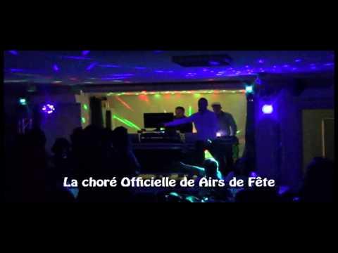 AKA ALEO - Patrick Sébastien - Choré officielle de Airs de fête