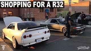 Shopping for a Nissan GTR Skyline R32