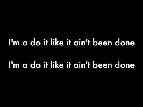 Jessie J - Ain't Been Done (Karaoke - Lyrics)