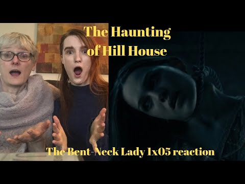 """The Haunting of Hill House Season 1 Episode 5 """"The Bent-Neck Lady"""" REACTION!!"""