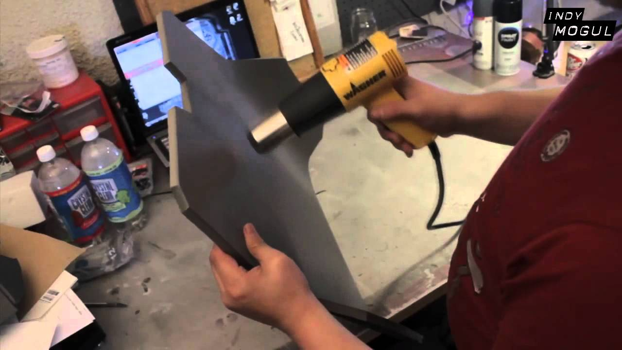 Build Some Sci Fi Armor For Cheap Diy Youtube