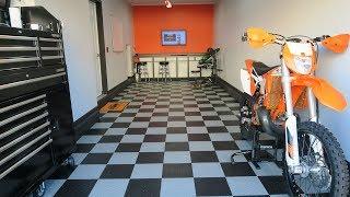 KTM Garage Po Remoncie