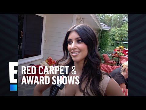 "Kim Kardashian's First Interview for ""KUWTK"" in 2007 