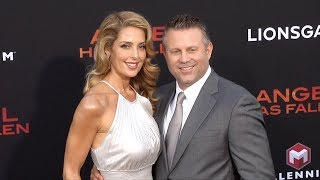 "Ric Roman Waugh and Tanya Waugh ""Angel Has Fallen"" World Premiere"