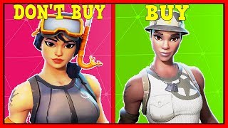 EVERY RARE SKINS (Buy Or Don't Buy?) | Fortnite Battle Royale!