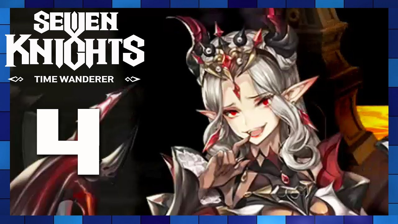 Download Seven Knights: Time Wanderer - Gameplay Walkthrough Part 4 Isabella Boss Battle (Nintendo Switch)