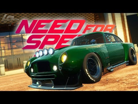Aston Martin DB5 Tuning & Superbuild! -  NEED FOR SPEED PAYBACK | Lets Play NFS