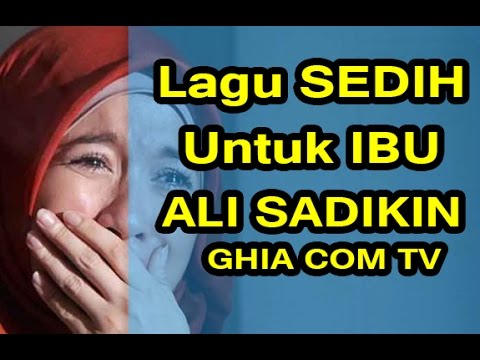Lagu Sedih Untuk Ibu Paling Sedih, Sedih Banget Ga Sanggup Nahan Air Mata  | Ali Sadikin Official