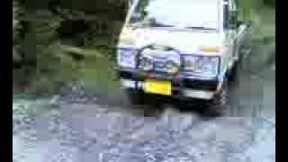 DAIHATSU HIJET JUMBO 4WD MINI TRUCK