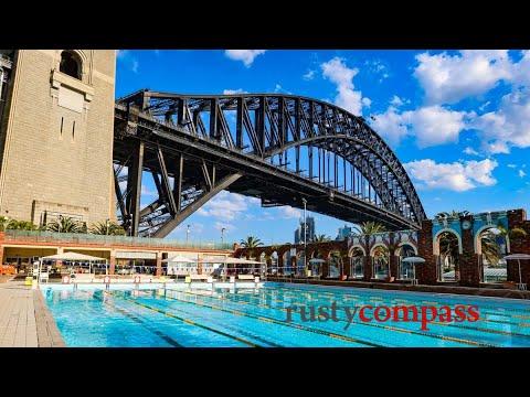 Beautiful swimming spots of Sydney - North Sydney pool